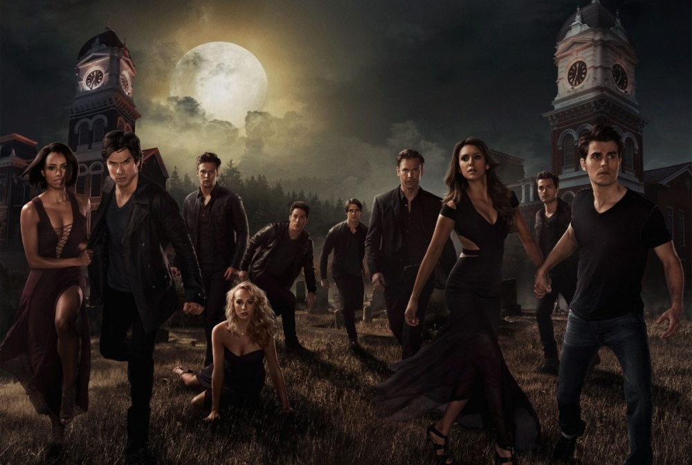 дневники вампира мы будем скучать синемафия