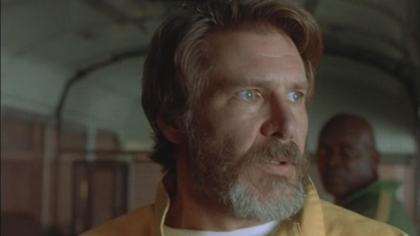 an analysis of the fugitive a film starring harrison ford Can you believe it's been 25 years since the remake of the fugitive starring harrison ford and tommy lee jones came out a lot of us were probably still just kids when this movie hit theaters.